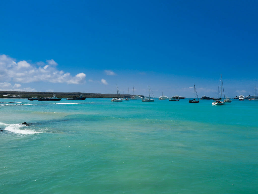 Galapagos Islands By Land 9 Day Holiday Steppes Travel