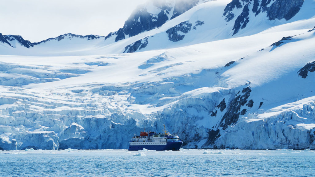MS Quest, Spitsbergen