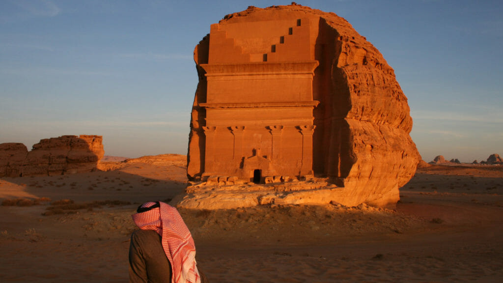 Al Qusar Al Fareed, Madein Saleh, Al Ula, Saudi Arabia