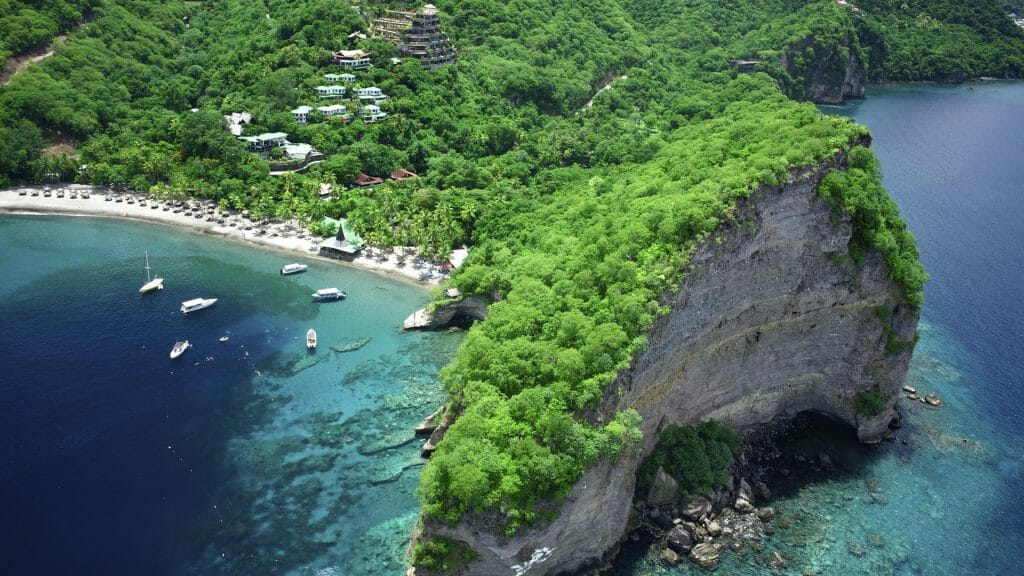 Anse Chastanet Resort, Soufriere, Saint Lucia