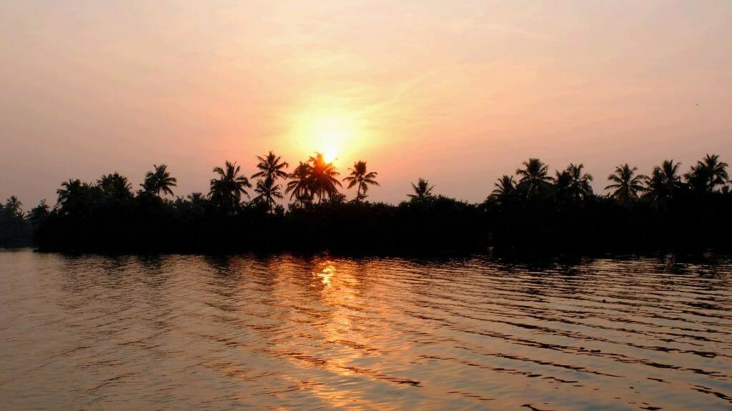 Backwaters, Kumarakom, India