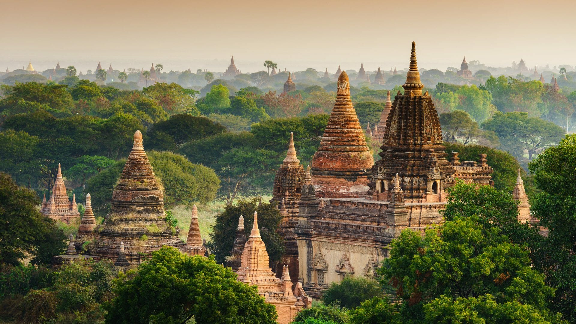 Bagan - Myanmar holidays - South East Asia | Steppes Travel
