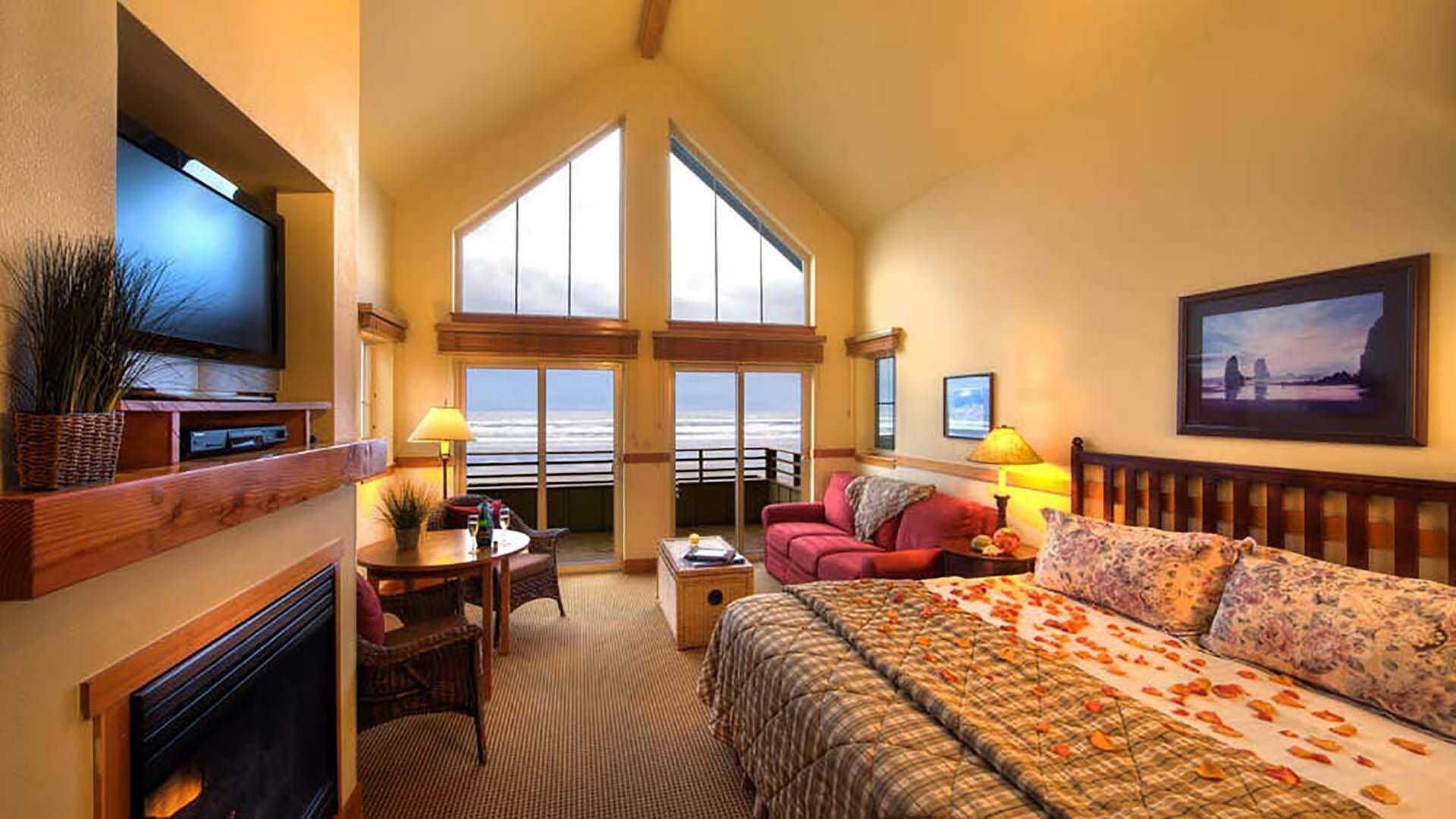 The Ocean Lodge Pacific Northwest