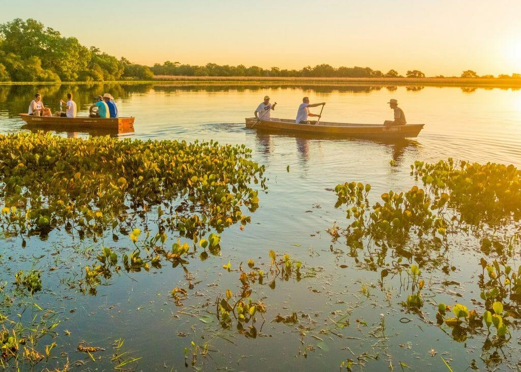 Baia das Pedras, Pantanal, Brazil