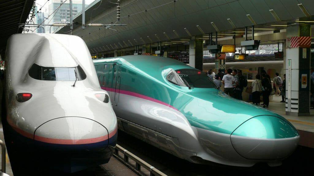 Bullet Train, Japan