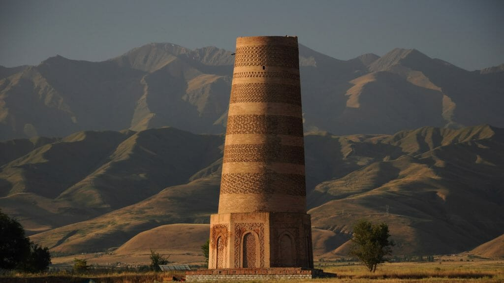 Burana Tower, Kyrgystan
