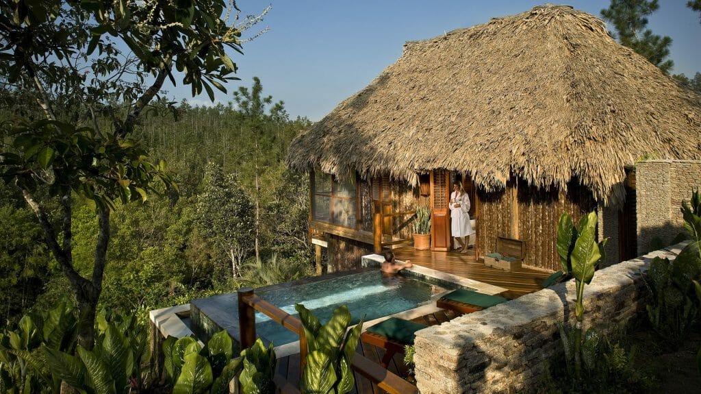 Cabana, Blancaneaux Lodge, Mountain Pine Ridge, Belize