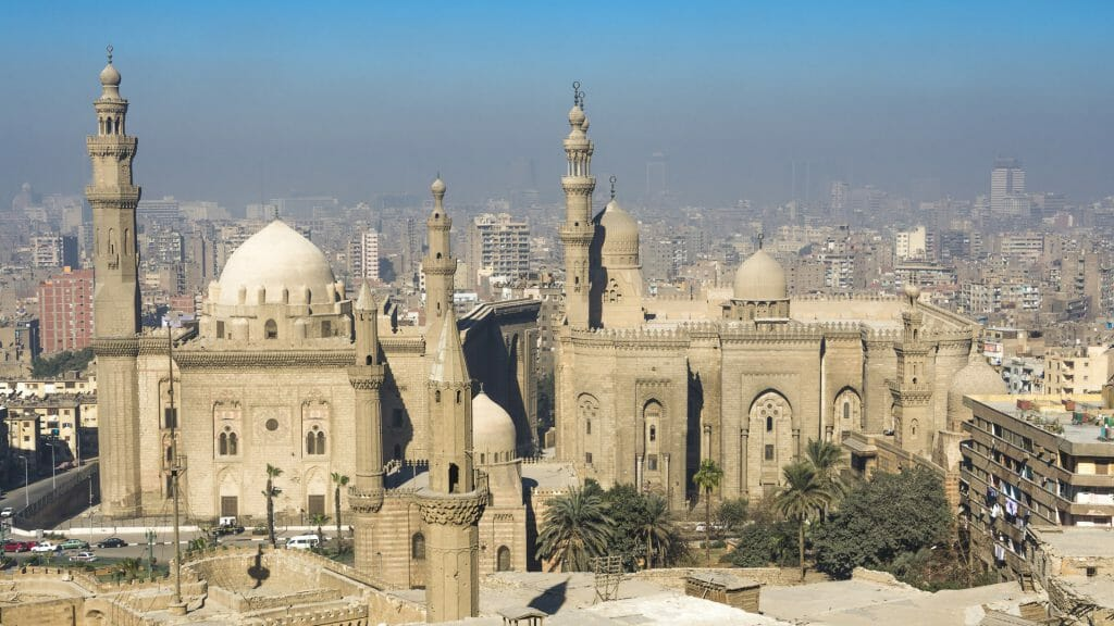 Cairo City, Egypt