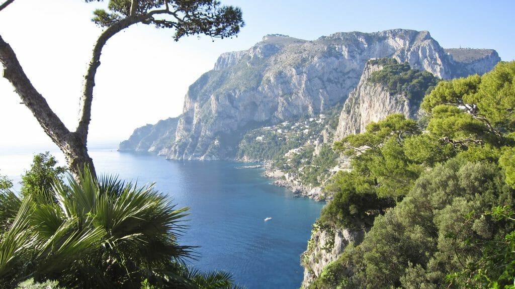 Capri Island, Italy