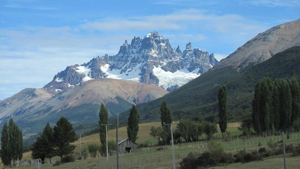 Carretera Austral scenic view, Aysen Region, Chile