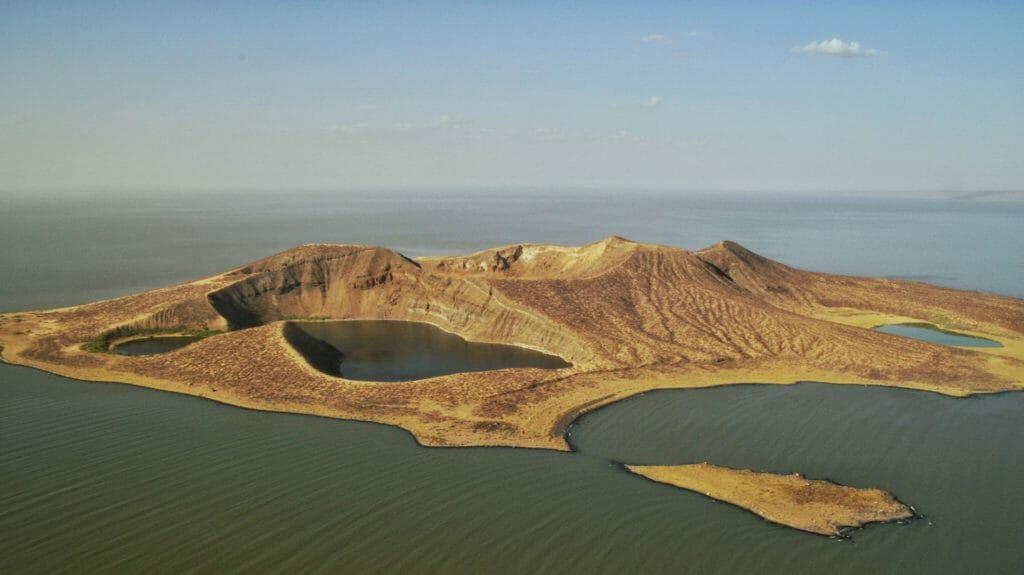 Central Island, Lake Turkana, Kenya