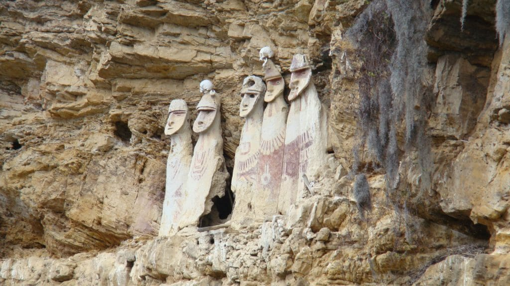 Chachapoyas Sarcophages, Peru
