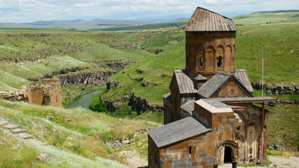 Church of St Gregory of Tigran Honents, Ani, Turkey