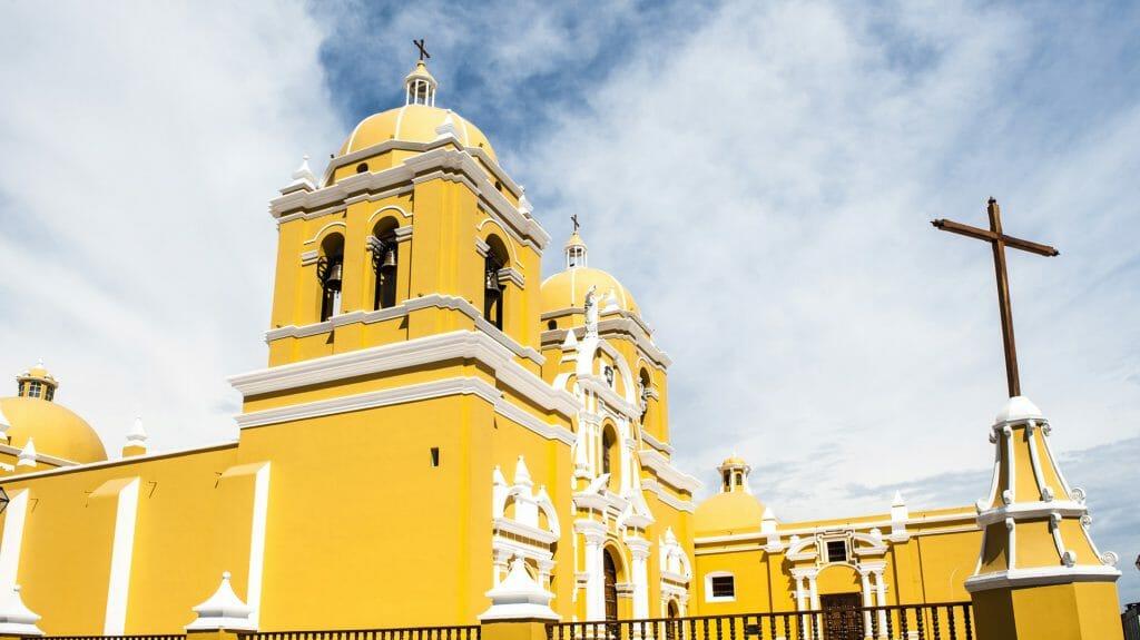 Colonial Church, Trujillo, Peru