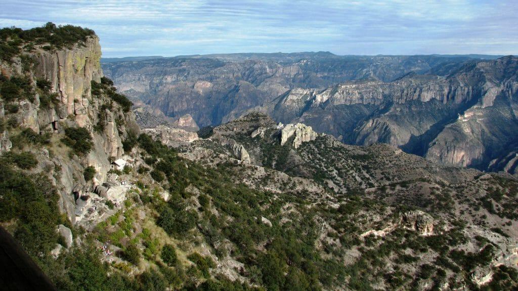 Copper Canyon Views, Copper Canyon, Mexico