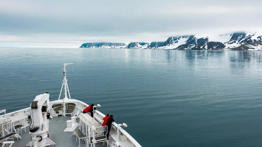 Spitsbergen, Svalbard, Norway