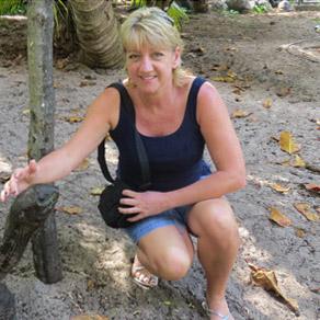 Deborah Cook, Seychelles