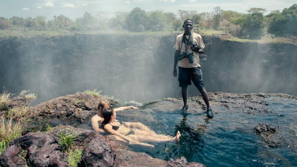 Devil's Pool, Livingstone Zambia