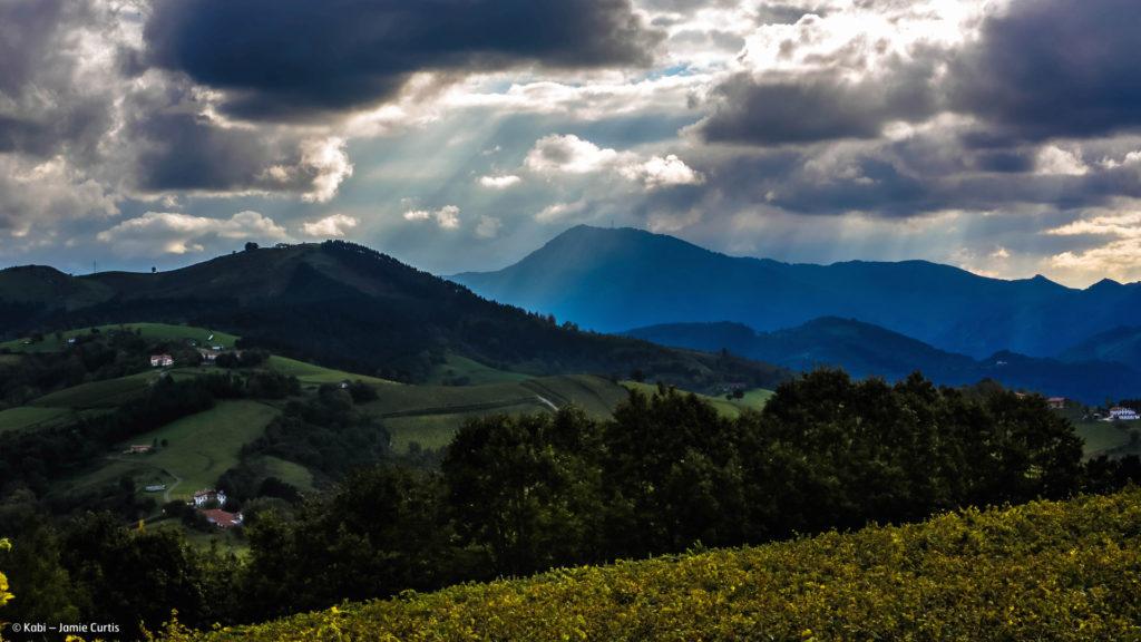 Getaria, Basque Region, Spain