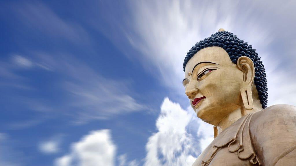 Giant Buddha, Thimpu, Bhutan