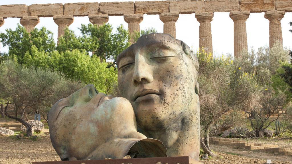 Giunone Temple, Agrigento, Sicily, Italy
