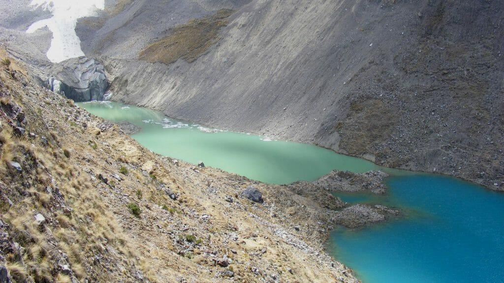 Glacier Lake, Humantay, Sacred Valley, Peru