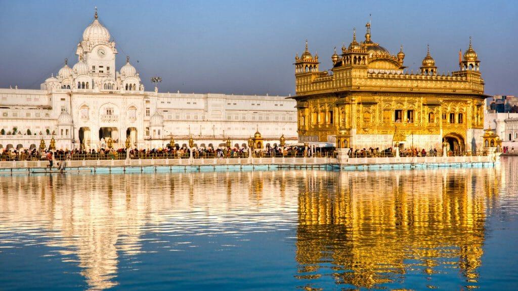 Golden Temple, Amritsar, Punjab, India