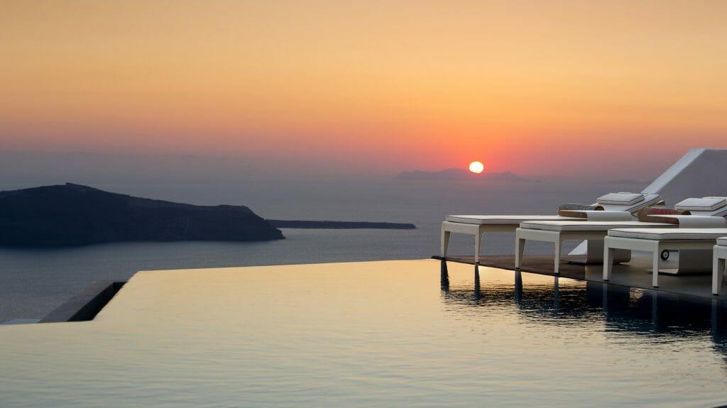 Grace Hotel Santorini, Santorini, Greece