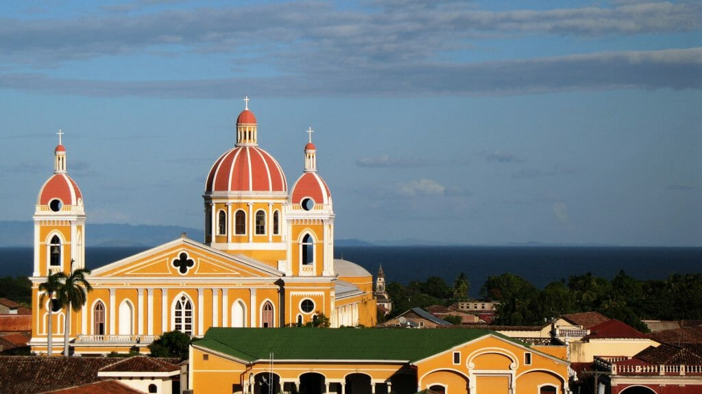 Granada Cathedral, Granada, Nicaragua