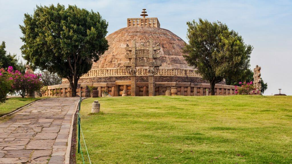 Great Stupa, Sanchi, India
