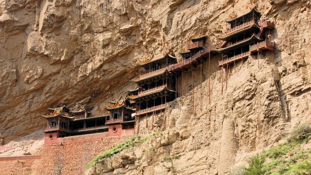 Hanging Monastery, Datong, China