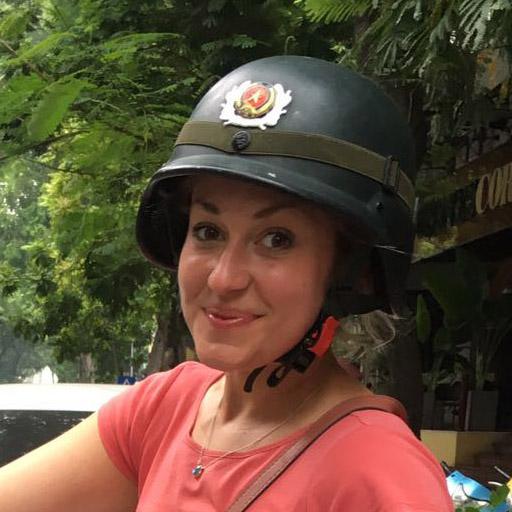 Harriet Fisher, Vietnam