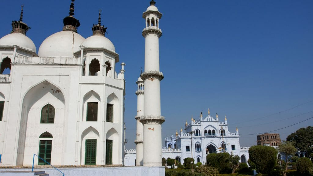 Hassainabad Imambara, Lucknow, India