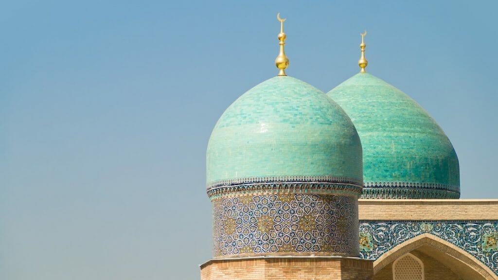 Hast Imam Mosque, Tashkent, Uzbekistan