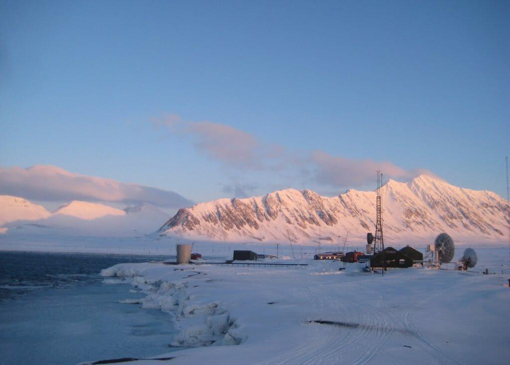 Isfjord Radio, Basecamp Explorer, Spitsbergen
