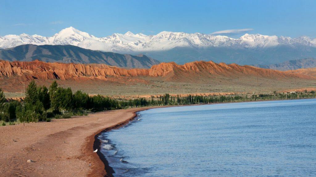 Issyk Kul, Kyrgyzstan