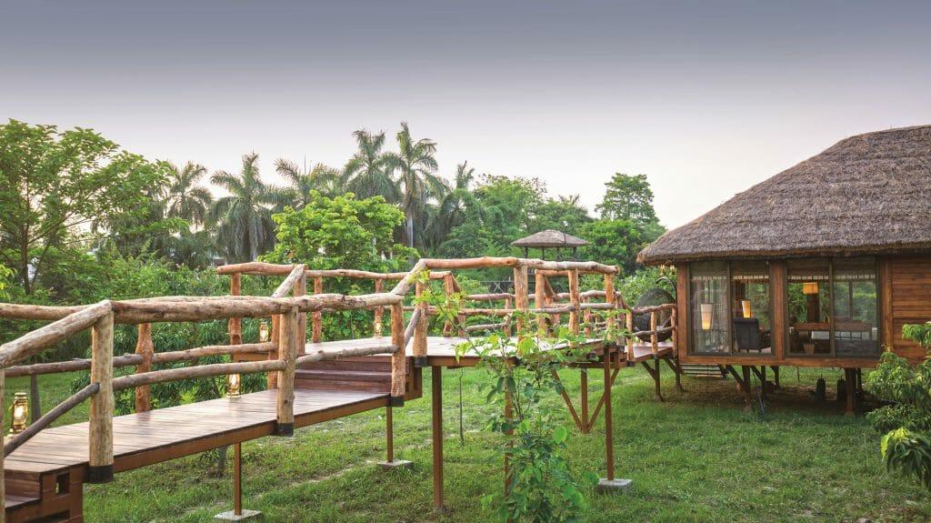 Jaagir Lodge,The Ultimate Travelling Camp, Dudhwa, India