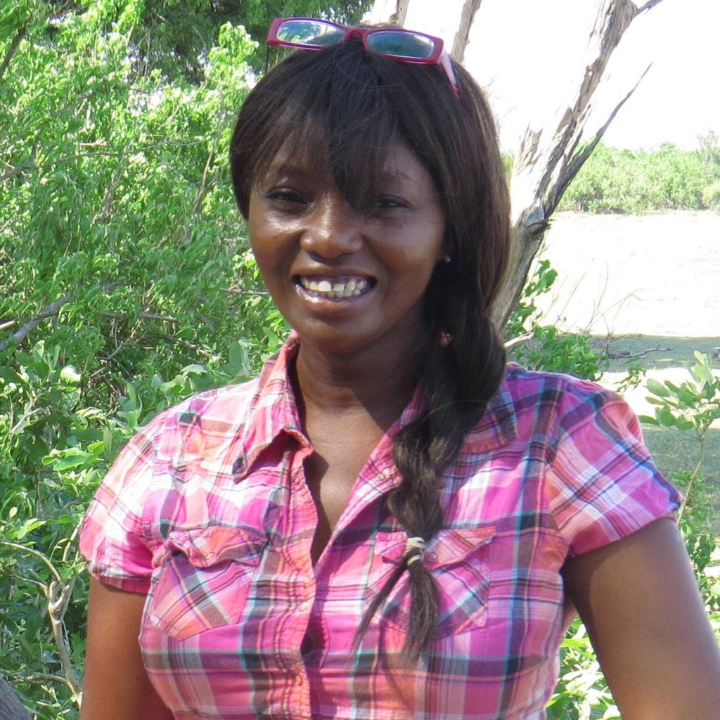 Jackie Devereux, Botswana