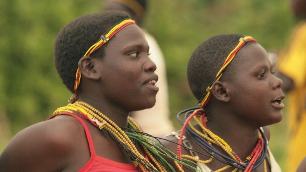 Karamojong, Kidepo, Uganda