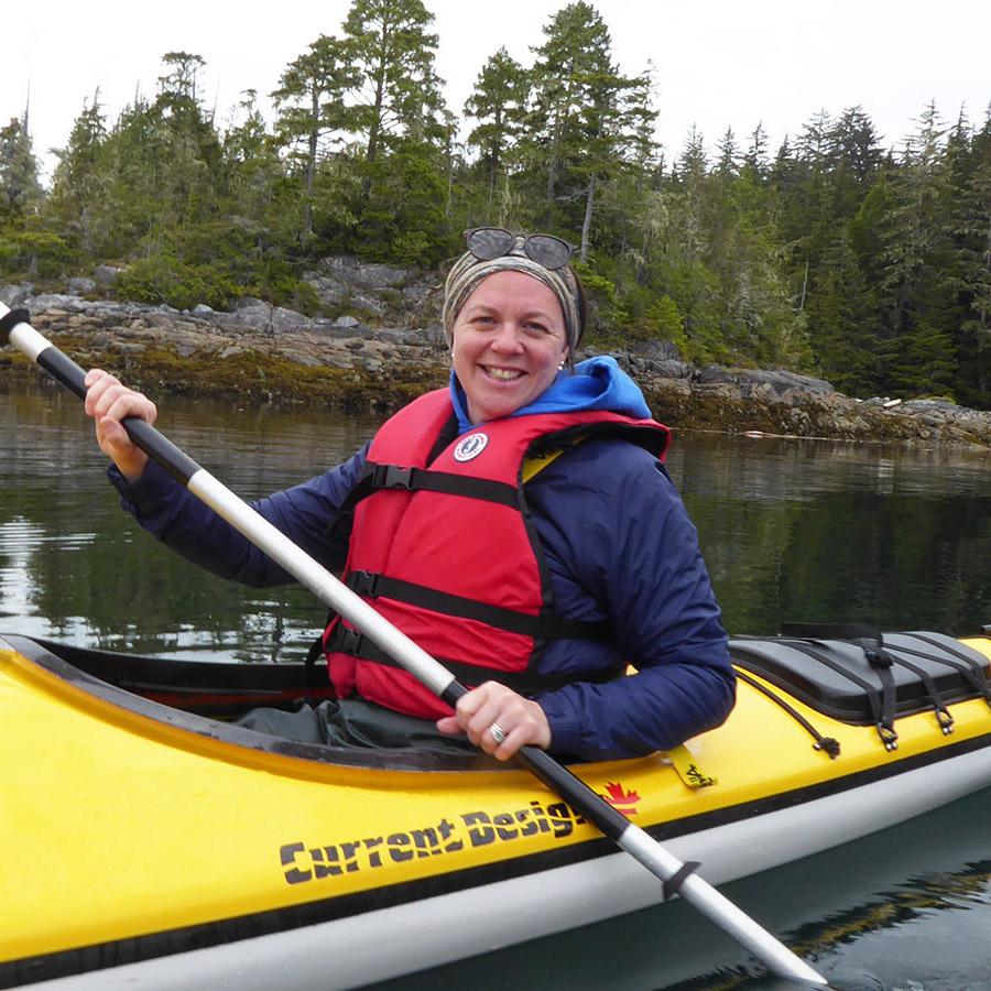Kate Wharton, Canada