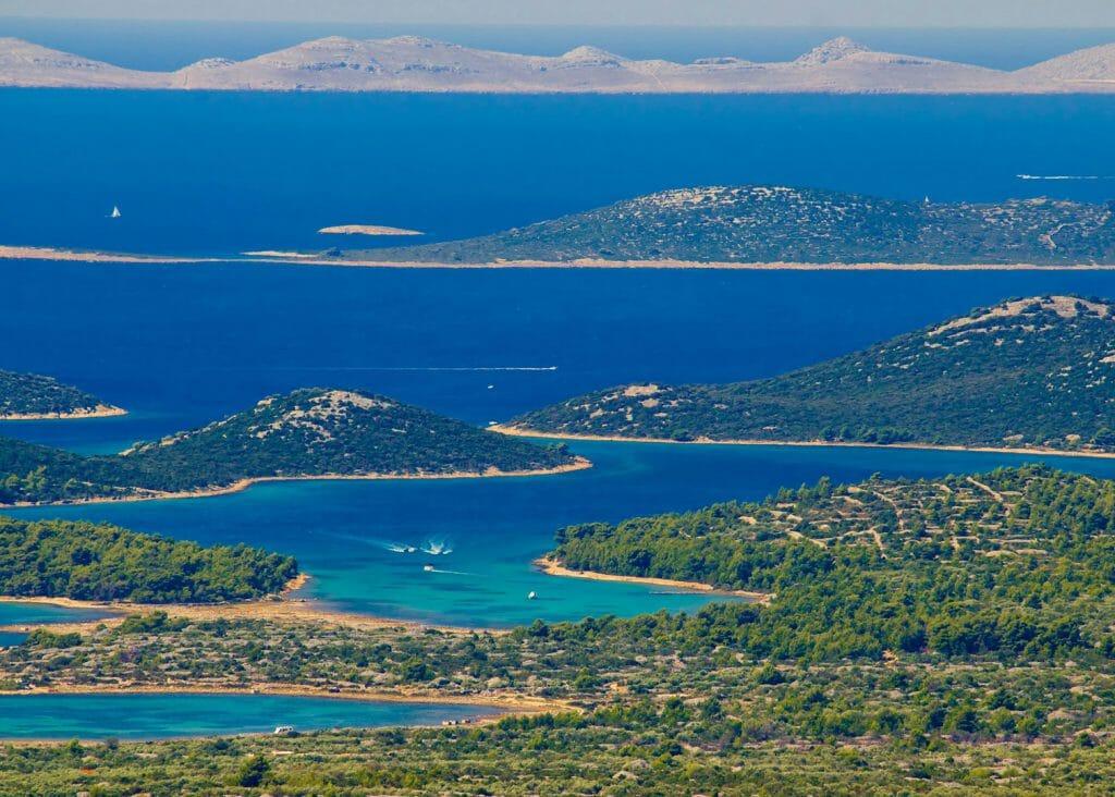 Kornati Archipelago, Zadar, Croatia