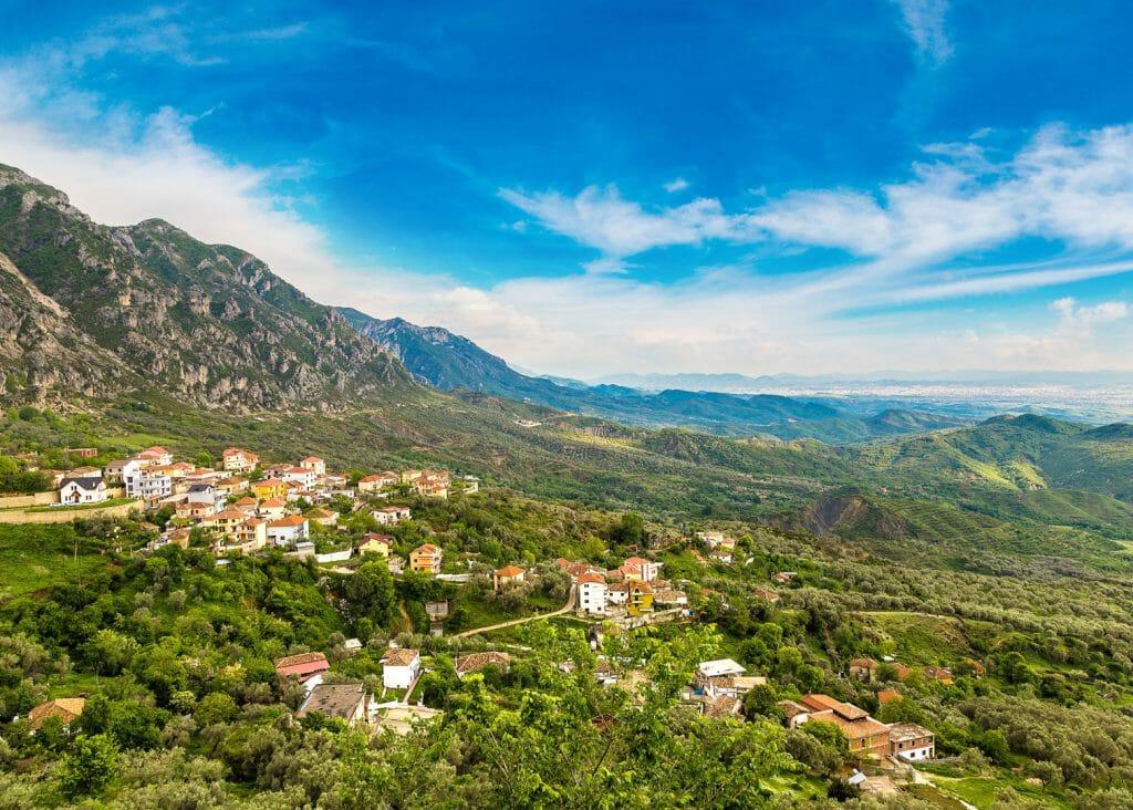 Kruja, Durres, Albania