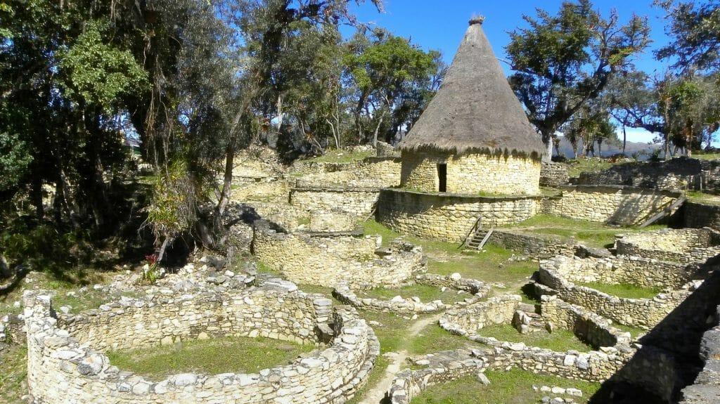 Kuelap Fortress Chachapoyya civilization, Peru