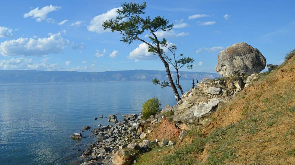 Lake Baikal View, Russia