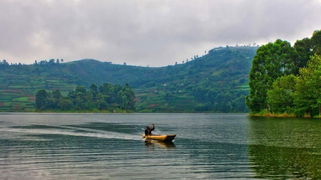 Lake, Bukavu, Democratic Republic of Congo
