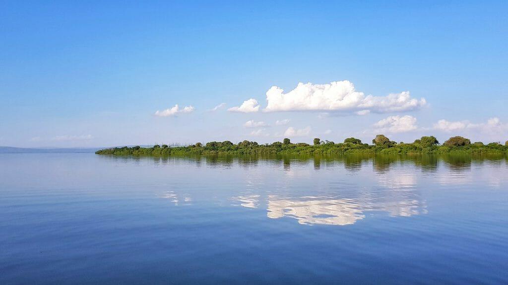 Lake Ihema, Akagera, Rwanda