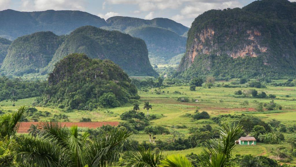 Limestone Valley of Vinales, Cuba
