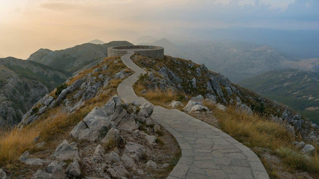 Lovcen National Park, Montenegro, Croatia