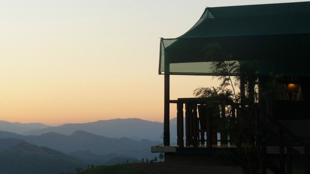 Madulkelle Lodge, Madulkelle, Tea Country, Knuckles Range, Sri Lanka