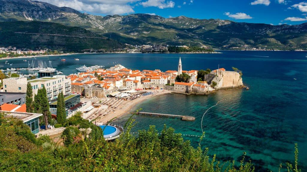 Montenegro, Croatia